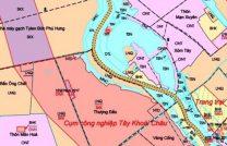 Bán Đất Công Nghiệp 50 năm tại Huyện Khoái Châu, Tỉnh Hưng Yên