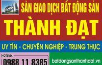 Sàn Giao Dịch Bất Động Sản tại TP. Hồ Chí Minh