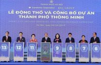 Thành Phố Thông Minh Smart City Đông Anh, Hà Nội – Văn Phòng Bán Hàng CĐT