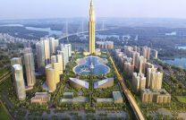 Cho thuê tòa nhà làm văn phòng tại thành phố thông minh smart city