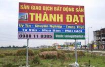 Sàn Giao Dịch Bất Động Sản Tại Thái Bình