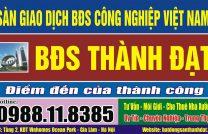 Bán 2ha Đất Công Nghiệp 50 năm mặt đường 69m Yên Mỹ, Hưng Yên