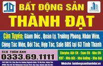 Tuyển Dụng Cộng Tác Viên Bất Động Sản tại Bắc Ninh